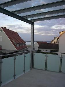 Glaserei_Ruehl_Nuernberg_Glasbau_Balkon_Ueberdachung_1